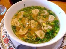 рецепт пельменного супа